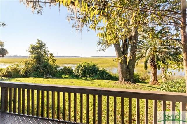 148 Brown Pelican Drive, Savannah, GA 31419 (MLS #235902) :: Bocook Realty