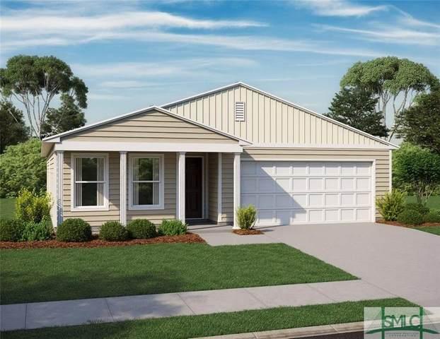 208 Saddle Brooke Terrace, Brunswick, GA 31525 (MLS #235910) :: Barker Team   RE/MAX Savannah