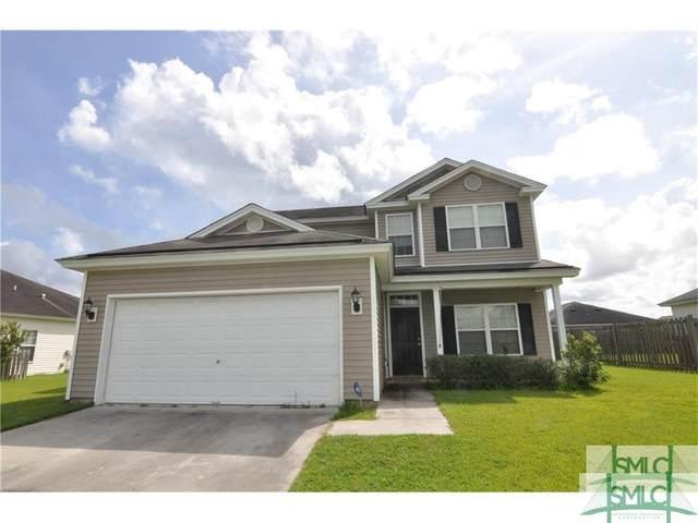 25 Evergreen Oak Drive, Richmond Hill, GA 31324 (MLS #235912) :: Bocook Realty