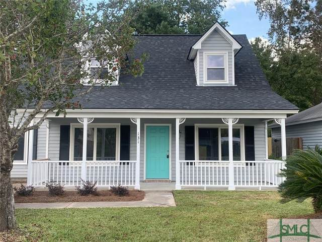 131 Finn Circle, Savannah, GA 31419 (MLS #235914) :: Bocook Realty