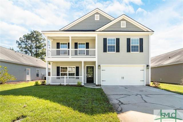 319 Winchester Drive, Pooler, GA 31322 (MLS #235927) :: Level Ten Real Estate Group