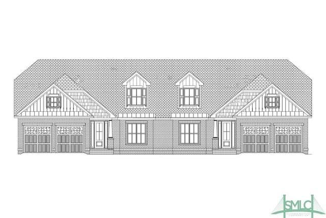 125B Hope Lane, Savannah, GA 31406 (MLS #235930) :: Level Ten Real Estate Group