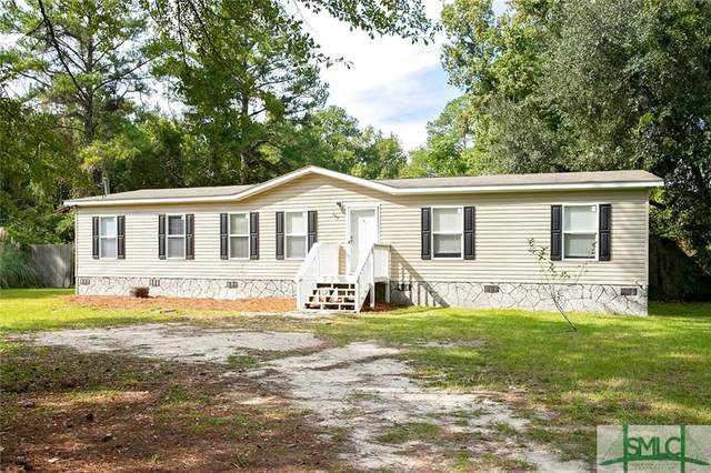 195 Cherry Street, Guyton, GA 31312 (MLS #235931) :: The Arlow Real Estate Group