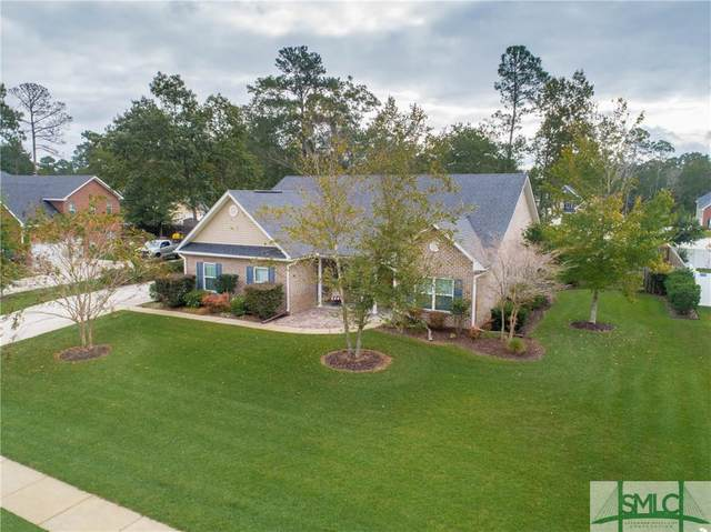 812 Walthour Drive, Rincon, GA 31326 (MLS #235940) :: The Arlow Real Estate Group