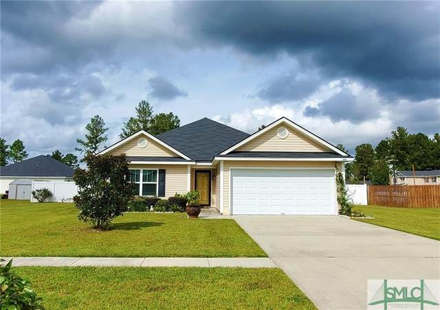 183 Blackwater Way, Springfield, GA 31329 (MLS #235950) :: Partin Real Estate Team at Luxe Real Estate Services