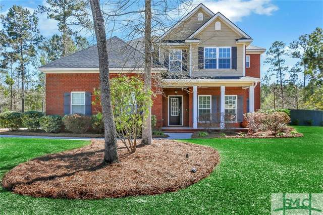 590 Dalcross Drive, Richmond Hill, GA 31324 (MLS #235955) :: Coastal Savannah Homes