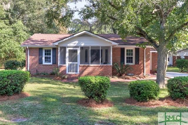 8 Chestnut Street, Bloomingdale, GA 31302 (MLS #235962) :: Coastal Savannah Homes