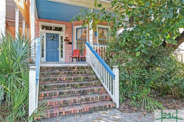 412 E Park Avenue, Savannah, GA 31401 (MLS #235971) :: Keller Williams Coastal Area Partners