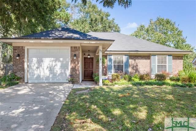32 Country Walk Drive, Savannah, GA 31419 (MLS #235974) :: Bocook Realty