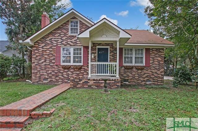 308 Lawton Avenue, Savannah, GA 31404 (MLS #235977) :: The Arlow Real Estate Group