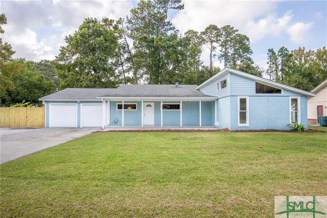 7204 Tropical Way, Savannah, GA 31410 (MLS #235983) :: The Arlow Real Estate Group