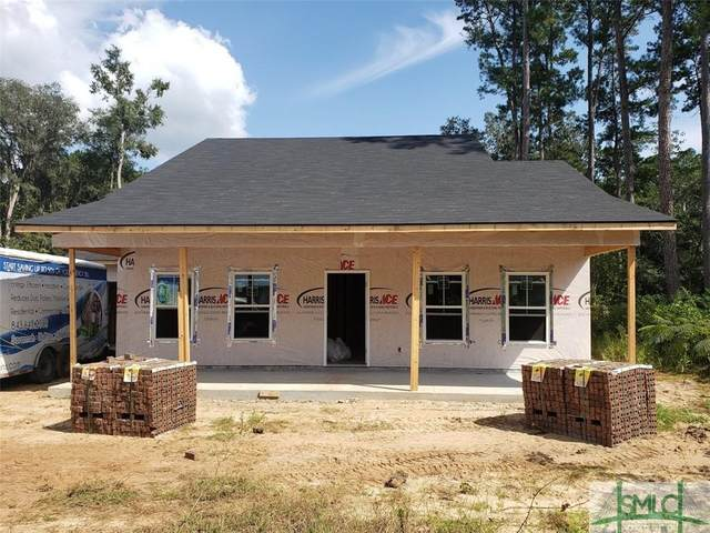 22 Sherwood Drive, Hinesville, GA 31313 (MLS #235988) :: Glenn Jones Group | Coldwell Banker Access Realty
