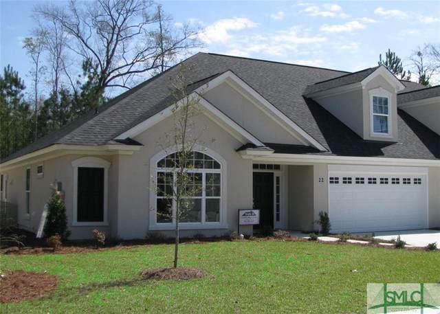 15 Scarlet Maple Lane, Savannah, GA 31419 (MLS #236003) :: RE/MAX All American Realty