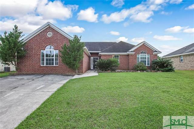 138 Bluelake Boulevard, Pooler, GA 31322 (MLS #236006) :: Partin Real Estate Team at Luxe Real Estate Services