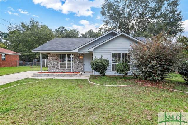 2543 Parkland Boulevard, Hinesville, GA 31313 (MLS #236010) :: Keller Williams Coastal Area Partners