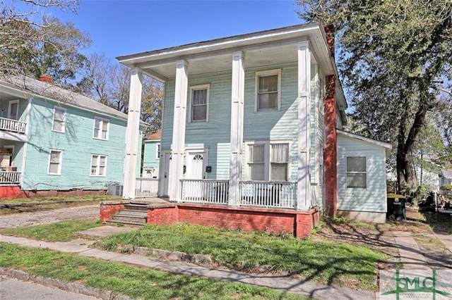 1120 E 38th Street, Savannah, GA 31404 (MLS #236012) :: Keller Williams Coastal Area Partners