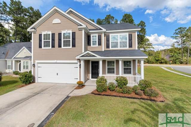 200 Tigers Paw Drive, Pooler, GA 31322 (MLS #236014) :: Glenn Jones Group | Coldwell Banker Access Realty