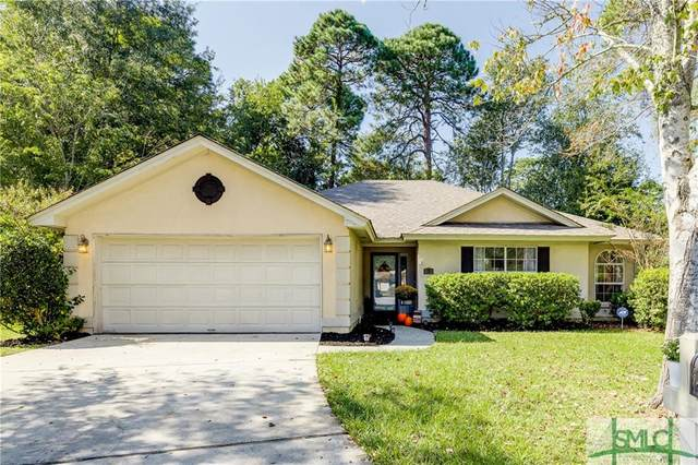 25 Norwood Place, Savannah, GA 31406 (MLS #236026) :: Bocook Realty