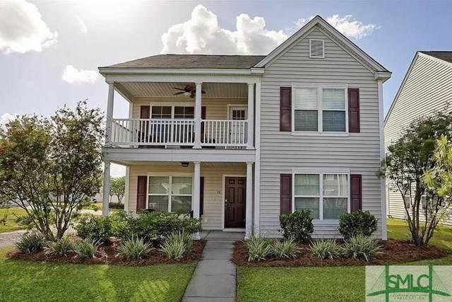 12 Timber Crest Court, Savannah, GA 31407 (MLS #236029) :: Coastal Homes of Georgia, LLC