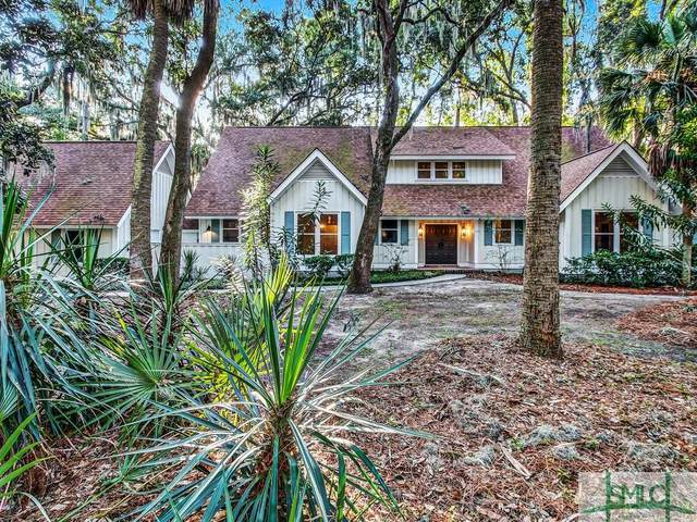 1 Mackay Lane, Savannah, GA 31411 (MLS #236039) :: Level Ten Real Estate Group