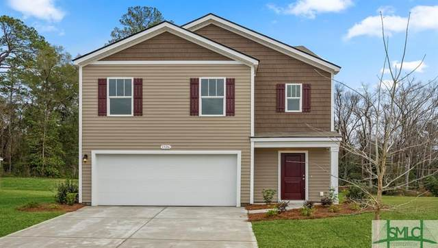 107 Barbados Circle, Guyton, GA 31312 (MLS #236046) :: Coastal Savannah Homes