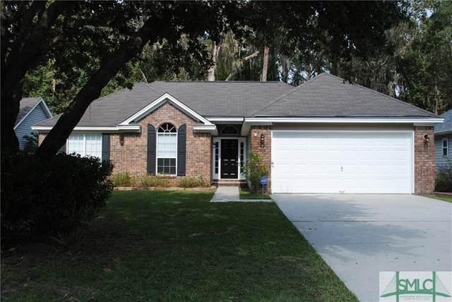 172 Junco Way, Savannah, GA 31419 (MLS #236052) :: Bocook Realty