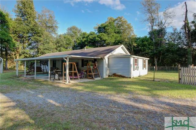 1758 Ga 17 Highway N, Guyton, GA 31312 (MLS #236054) :: The Arlow Real Estate Group