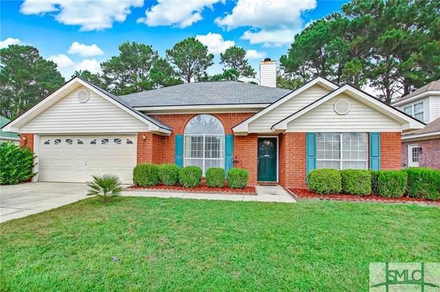 316 Wild Heron Road, Savannah, GA 31419 (MLS #236061) :: Bocook Realty