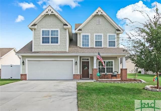 127 Belle Gate Drive, Pooler, GA 31322 (MLS #236066) :: Heather Murphy Real Estate Group