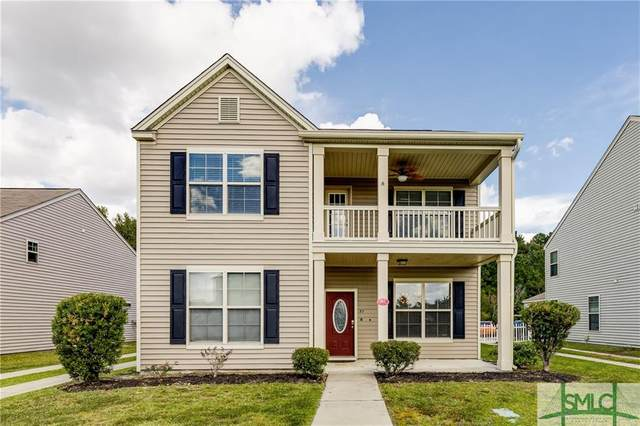 82 Westbourne Way, Savannah, GA 31407 (MLS #236072) :: Barker Team | RE/MAX Savannah