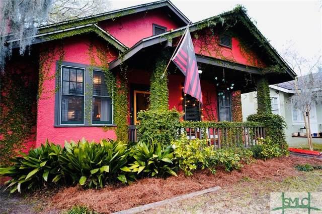 730 E 48th Street, Savannah, GA 31405 (MLS #236076) :: Keller Williams Coastal Area Partners