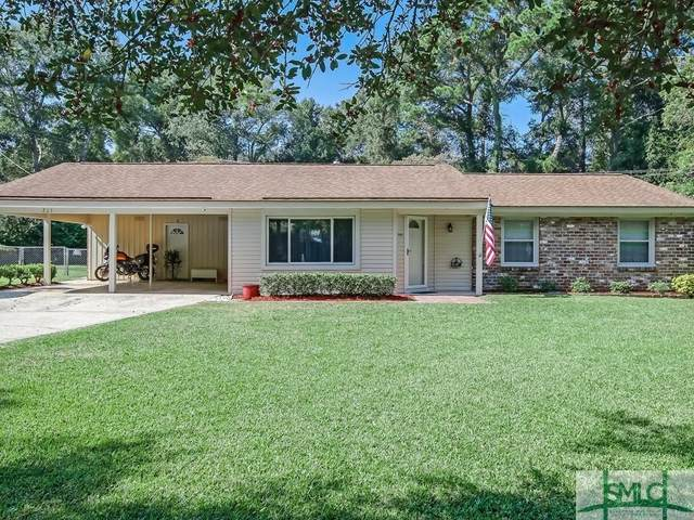 211 Paradise Drive, Savannah, GA 31406 (MLS #236078) :: Barker Team | RE/MAX Savannah
