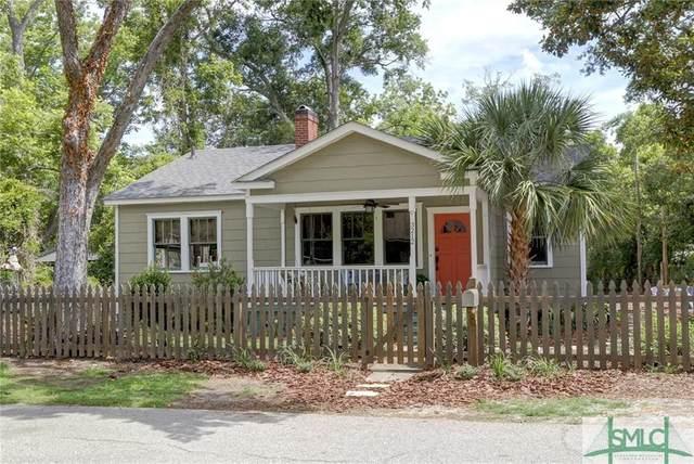 3212 Center Street, Savannah, GA 31404 (MLS #236080) :: Level Ten Real Estate Group