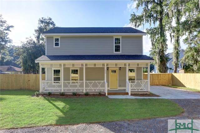 3104-C Lincoln Street, Thunderbolt, GA 31404 (MLS #236098) :: The Arlow Real Estate Group
