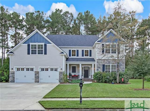 13 Wyndy Court, Pooler, GA 31322 (MLS #236110) :: Coastal Homes of Georgia, LLC