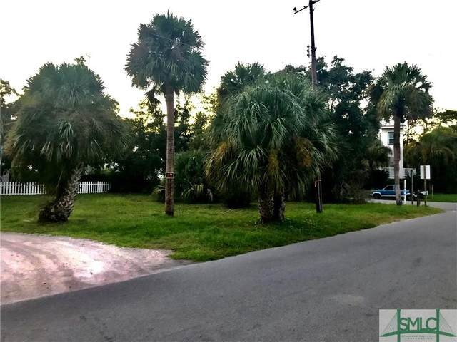 0 Chatham Avenue, Tybee Island, GA 31328 (MLS #236127) :: The Arlow Real Estate Group