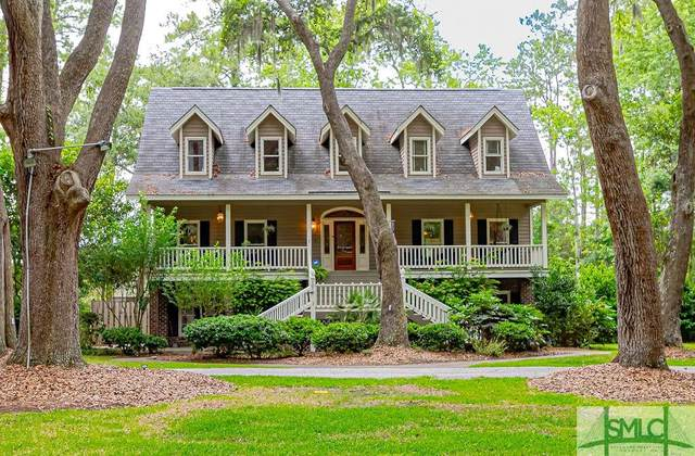 105 Bradley Point Road Road, Savannah, GA 31410 (MLS #236128) :: McIntosh Realty Team