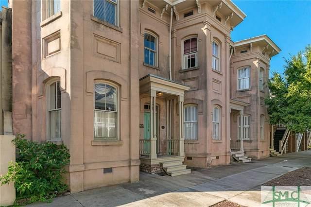 511 E Broughton Street, Savannah, GA 31401 (MLS #236141) :: Keller Williams Coastal Area Partners