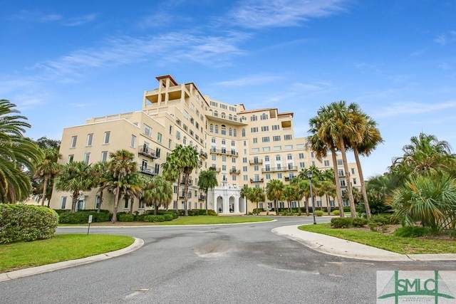 700 Wilmington Island Road #404, Savannah, GA 31410 (MLS #236143) :: Liza DiMarco