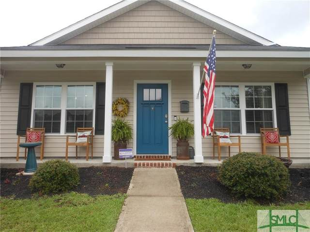 51 Ristona Drive, Savannah, GA 31419 (MLS #236146) :: Liza DiMarco