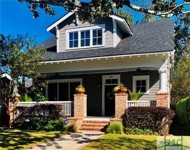 212 E 55th Street, Savannah, GA 31405 (MLS #236156) :: Keller Williams Coastal Area Partners