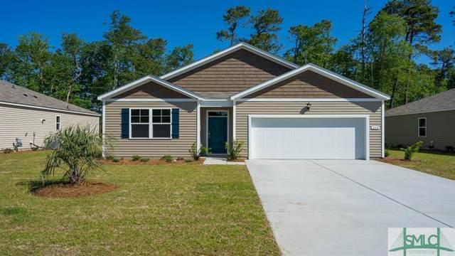 209 Cold Creek Loop, Port Wentworth, GA 31407 (MLS #236157) :: Level Ten Real Estate Group