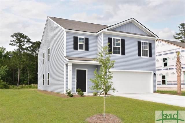 207 Cold Creek Loop, Port Wentworth, GA 31407 (MLS #236160) :: Level Ten Real Estate Group