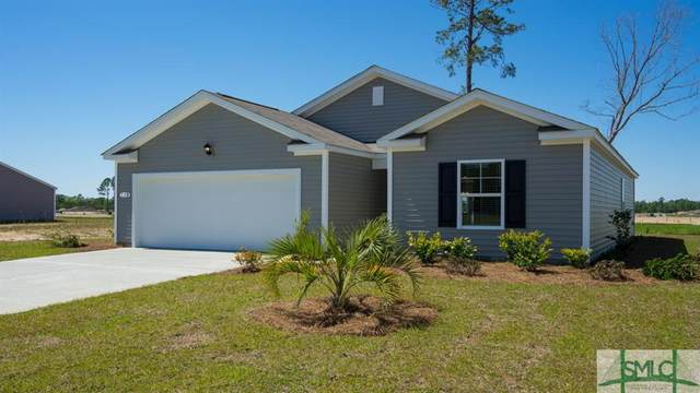 205 Cold Creek Loop, Port Wentworth, GA 31407 (MLS #236163) :: Level Ten Real Estate Group
