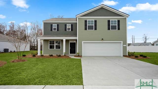203 Cold Creek Loop, Port Wentworth, GA 31407 (MLS #236164) :: Partin Real Estate Team at Luxe Real Estate Services