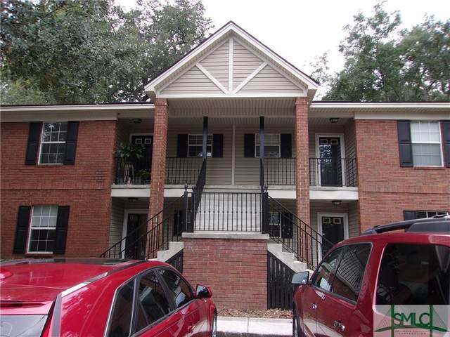 211 Edgewater Road #27, Savannah, GA 31406 (MLS #236167) :: Barker Team | RE/MAX Savannah
