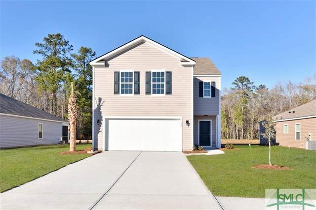 206 Cold Creek Loop, Port Wentworth, GA 31407 (MLS #236168) :: The Arlow Real Estate Group
