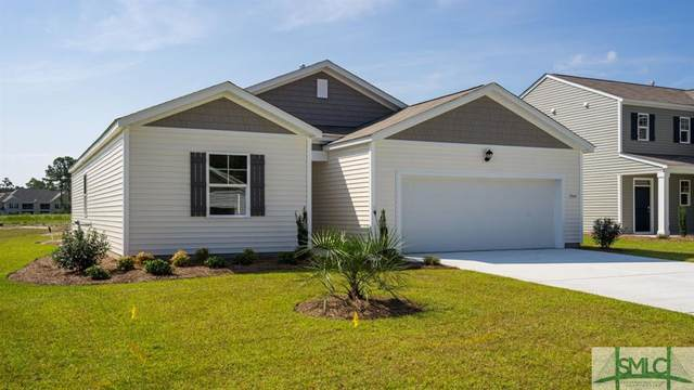 204 Cold Creek Loop, Port Wentworth, GA 31407 (MLS #236169) :: Partin Real Estate Team at Luxe Real Estate Services
