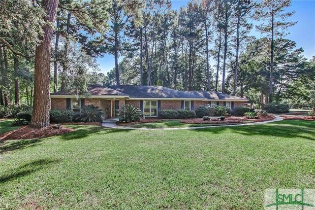6905 Sandnettles Drive, Savannah, GA 31410 (MLS #236174) :: The Arlow Real Estate Group