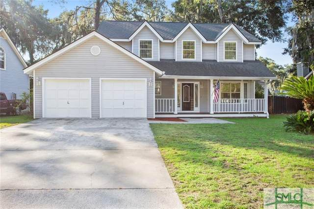 523 Pointe North Drive, Savannah, GA 31410 (MLS #236179) :: Barker Team | RE/MAX Savannah